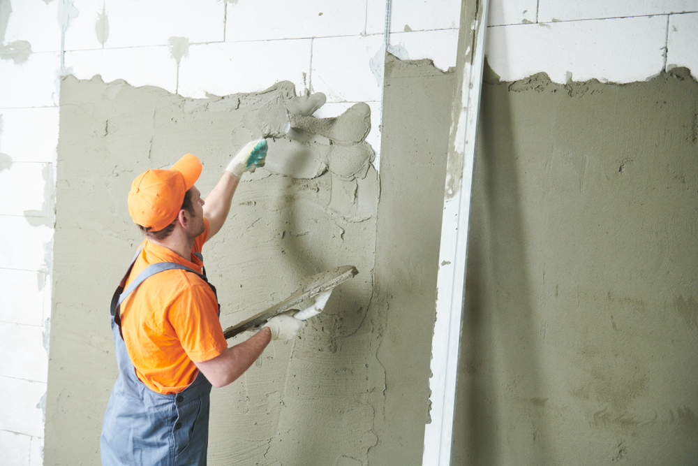 Transform Your Home with Professional Plastering Services